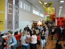 Salão Carioca do Livro começa hoje no Rio