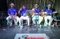 Samba.com se apresenta neste sábado (18) em Lagoa de Cima
