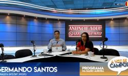 """Janeiro Branco é tema no quadro """"Sala de Visitas"""" no programa """"A Voz de Campos"""" desta segunda (20)"""