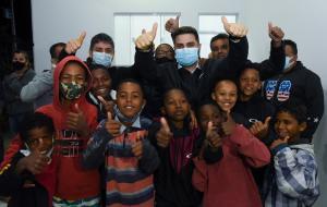 Campos: Moradores de Travessão agradecem reabertura da Vila Olímpica