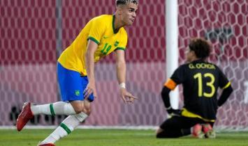Brasil vence o México e disputará o bi olímpico