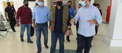 Ministro ressalta importância da Bacia de Campos no cenário nacional
