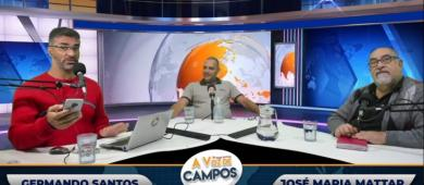 """Programa """"A voz de Campos"""" comentou as grandes revelações do que acontece nos bastidores dos partidos políticos; nessa última terça-feira"""