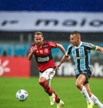 Flamengo e Grêmio se enfrentam em busca de vaga na semifinal da Copa do Brasil
