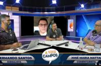 """Programa """"A voz de Campos"""" debate balanço sobre a grande manifestação do dia 7 de setembro"""