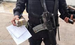 Vídeo: Bandidos são presos após assalto a cerâmica na Baixada Campista