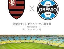 Flamengo x Grêmio: veja onde assistir, escalações, desfalques e arbitragem