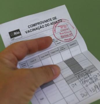 Covid-19: Ministério da Saúde libera certificado de vacinação para quem tomou vacinas diferentes