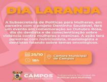 Saúde: Ciclo de Palestras sobre prevenção ao câncer de mama nesta segunda-feira