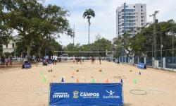 Oportunidade: Inscrições abertas para prática esportiva no Jardim São Benedito