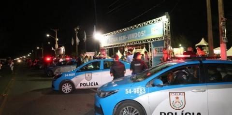 Operação de forças de segurança em São João da Barra prende homem com celulares e drogas
