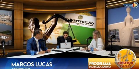 Programas Pop Night e Justiça em Foco têm estreia de sucesso na Rede Aurora
