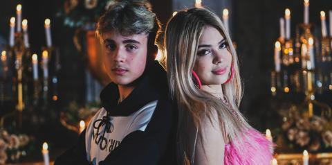 Melody e Rafa Pimentel lançam a música 5k