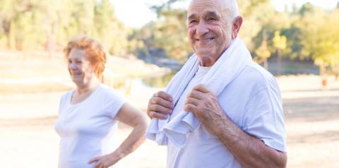 Cuidados com a saúde para ter tranquilidade na terceira idade