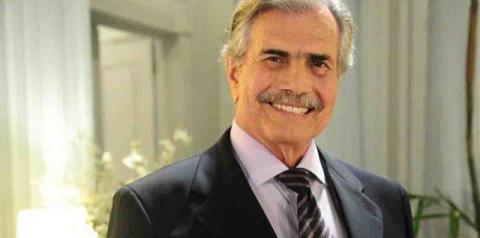 Morre Tarcísio Meira, galã da TV brasileira, aos 85 anos