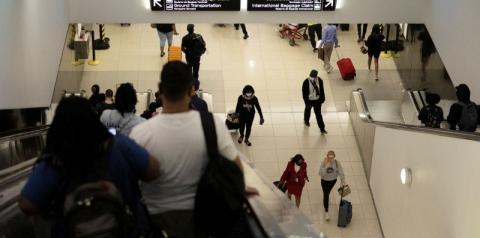 EUA reabrirão em novembro para viajantes estrangeiros vacinados