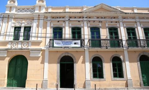 Museu Histórico abre programação de aniversário na próxima sexta-feira (28)