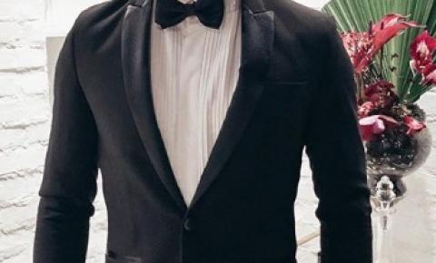 Rafael Licks – um dos mais elegantes e admirados do Baile da Vogue 2019