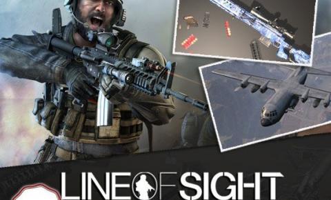 Line of Sight promoveu eventos que deram Cartões-Presente da Amazon