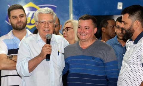 Dr. Edson Batista toma posse como vice presidente do PTC