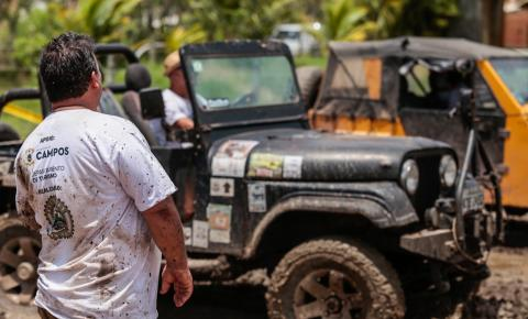 Festa Off Road do Jeep Clube adiada para dezembro devido as fortes chuvas
