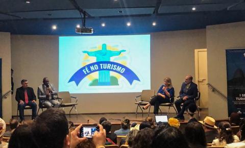 Turismo participa de Seminário e expõe Festa de Santo Amaro ao Estado