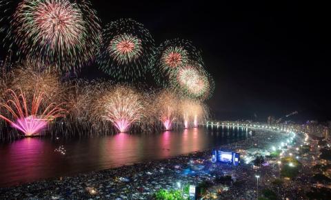 Prefeitura espera 2,8 milhões de pessoas no réveillon de Copacabana
