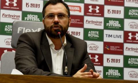 Fluminense vai notificar Liverpool e Atlético-MG por Allan