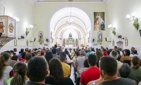 Relatos de fé e superação na chegada dos romeiros a Santo Amaro