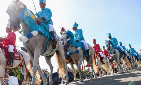 Cavalhada da Festa de Santo Amaro mantém viva tradição