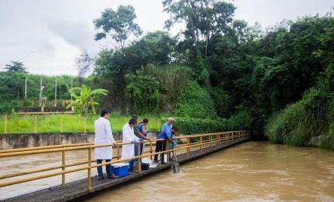 Nota técnica da UFRJ diz que há ameaça de segurança hídrica no Rio