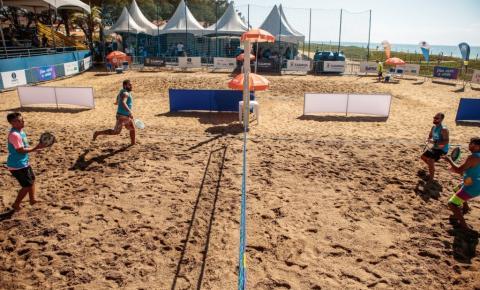 Inscrições abertas para a Copa Farol de Beach Tennis