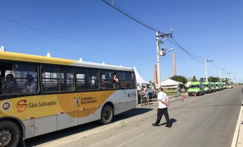 A Voz de Campos: Prestação do Transporte Público no município é tema desta terça (21)