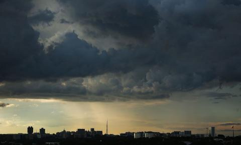 Estado do Rio tem risco de tempestades a partir desta quarta (22)