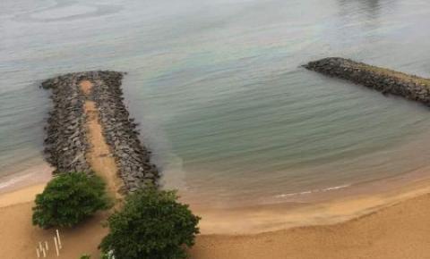 Sindipetro-NF acompanha investigação sobre vazamento de óleo em Imbetiba