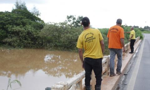 Chuvas: equipes da Prefeitura de Campos atendem diversos chamados
