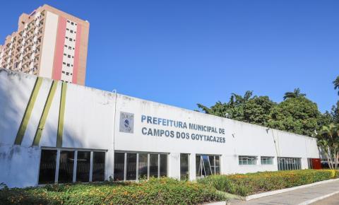 Prefeitura de Campos paga RPAs e 25% do salário de janeiro dos servidores