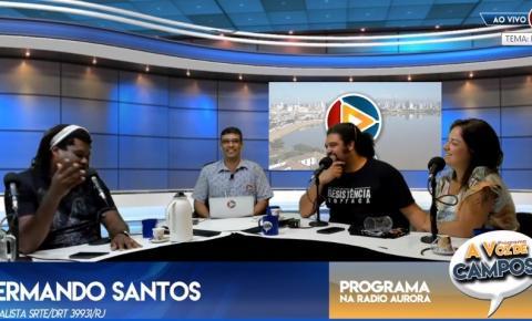 Programa 'A Voz de Campos' comenta blocos tradicionais em Campos nesta terça (18)