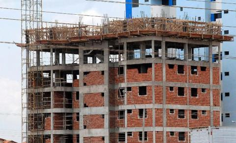 Confiança da construção cai 1,4 ponto em fevereiro