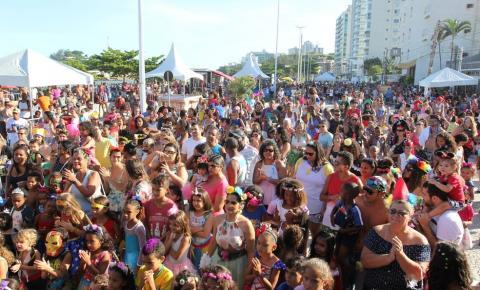 Carnaval em Macaé com atrações para toda a família