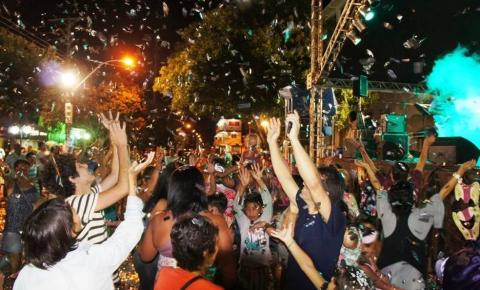 Batalha de confetes acontece neste sábado (22) em Campos