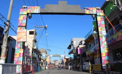Abertura oficial do carnaval em SJB nesta sexta (21)