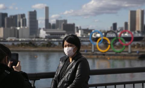 Preocupado com coronavírus, membro do COI diz que Olimpíada de Tóquio pode ser cancelada