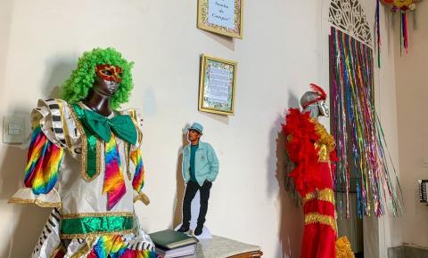 Museu reabre nesta quinta (27) com exposição sobre sambistas