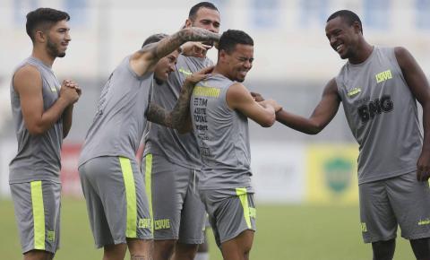 Vasco estreia amanhã na Taça Rio contra o Resende, em Volta Redonda