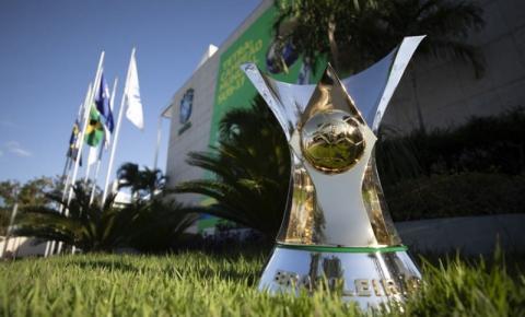 CBF divulga tabela do Brasileirão 2020; competição começa em maio