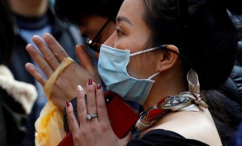 Número de infectados por novo coronavírus na China ultrapassa 80 mil