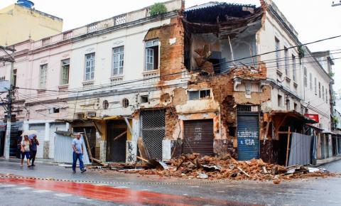 Coppam aguarda projeto de restauração de prédio no Centro