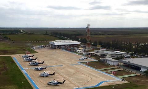 Representantes da Petrobras vão se reunir com Rafael Diniz para debater ações sobre o Heliporto do Farol