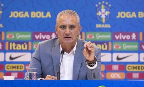 Tite convoca 23 jogadores para as eliminatórias da Copa do Catar